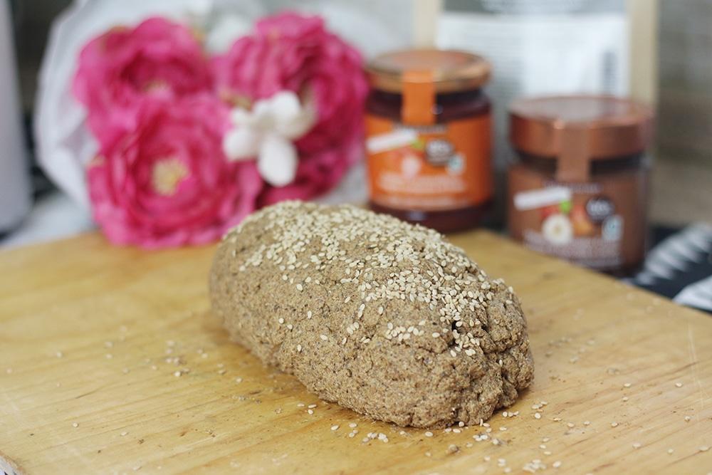 La ricetta del pane Paleo Veg Low Carb