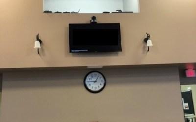 Live Stream Camera Installed