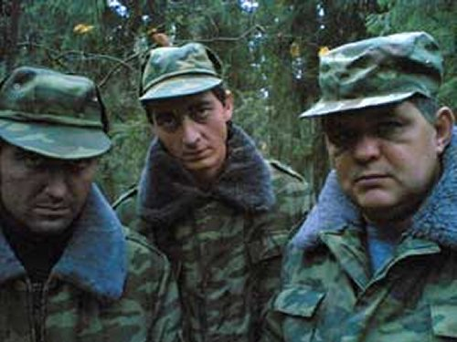 From the left: Uzbek-Chechen General Ruslan Saidov (Sadullaev), Ukrainian General Vladimir Filin (Litovchenko) and Rt. Colonel of the General Staff Anton Surikov of Russia (aka Turkish citizen Mansur Nathoev, aka U.S. citizen Gregory Orloff) are extremely unhappy with US President Obama and would like to see him out of the Oval Office by whatever means. Last August these individuals met with Vice-President Biden in Washington.