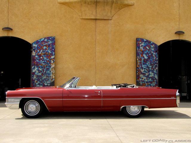 1965 Cadillac DeVille Convertible