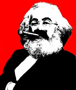 rude marx by agitprop, file at http://www.flickr.com/photos/akitzmil/3241102767/sizes/m/in/photostream/