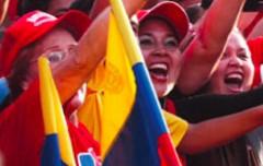 Venezuela solidarity