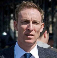 Jim Murphy by by Steve Punter at http://flickr.com/photos/11051496@N00/3465695310