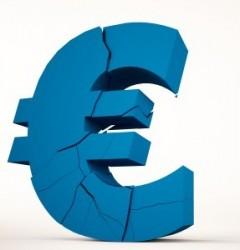 The broken Euro symbol