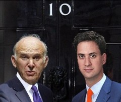 Miliband & Cable at No10