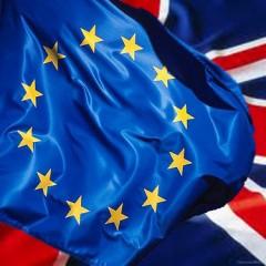 EU_UK Flags