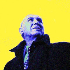 Vince Cable yellow