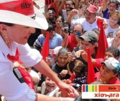 Xiomara Castro, Libertad y Refundación Presidential candidate