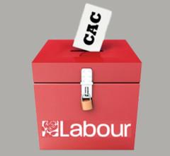 CAC Ballot box