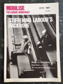 Mobilise for Labour Democracy 1981