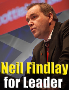Neil Findlay campaign portrait