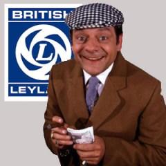 British Leyland and Del-Boy