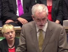 Corbyn at PMQs