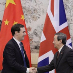 George Osborne in China sq