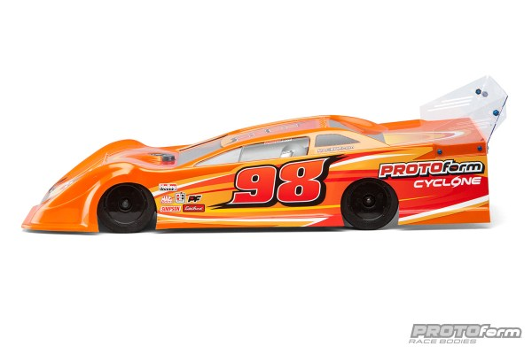 RC Dirt Oval Late Model Bodies