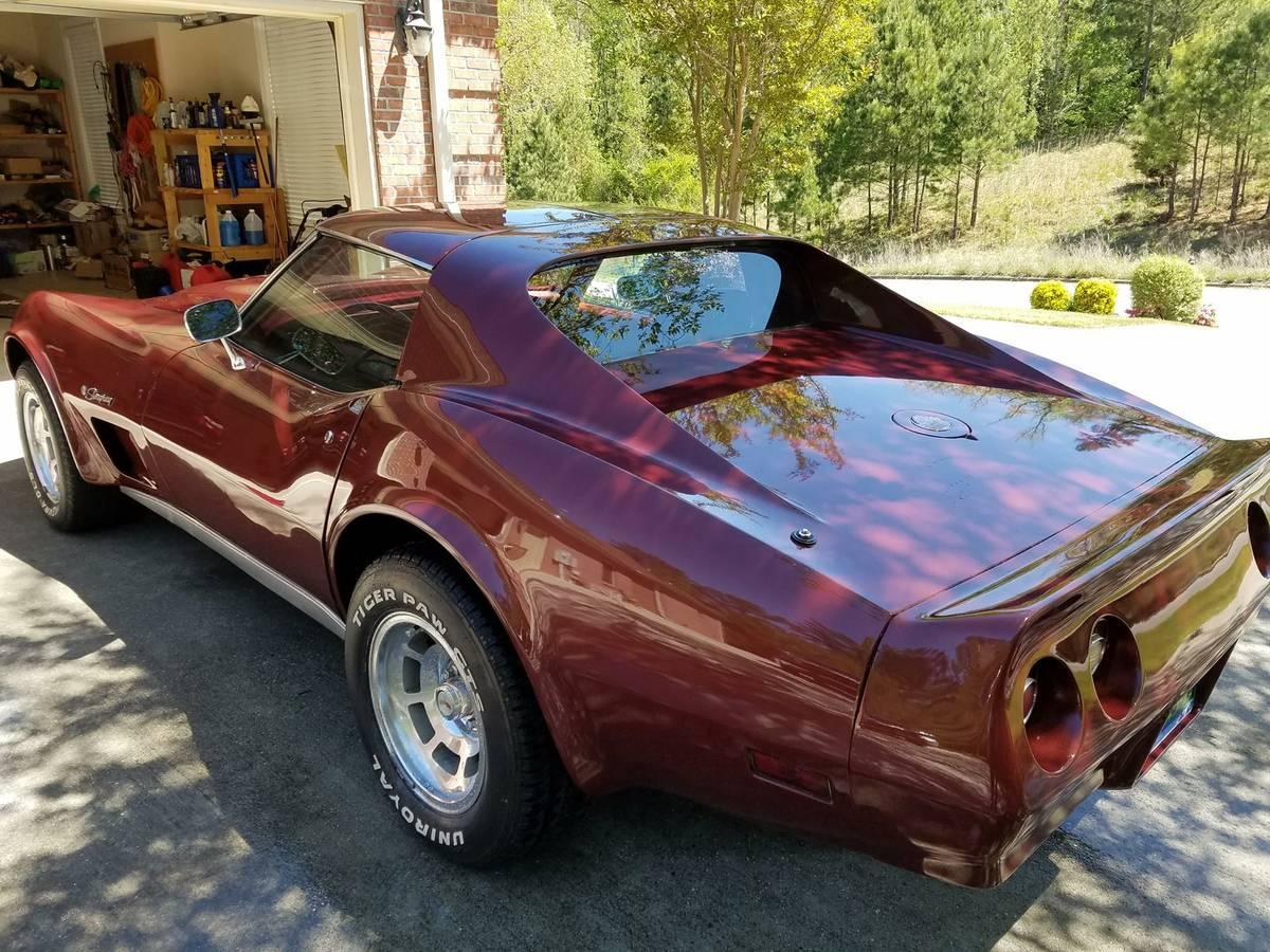 1976 Corvette C3 L82 Low Miles! Restored!