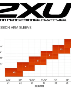 xu arm sleeve size chart also compression sleeves the clymb rh theclymb
