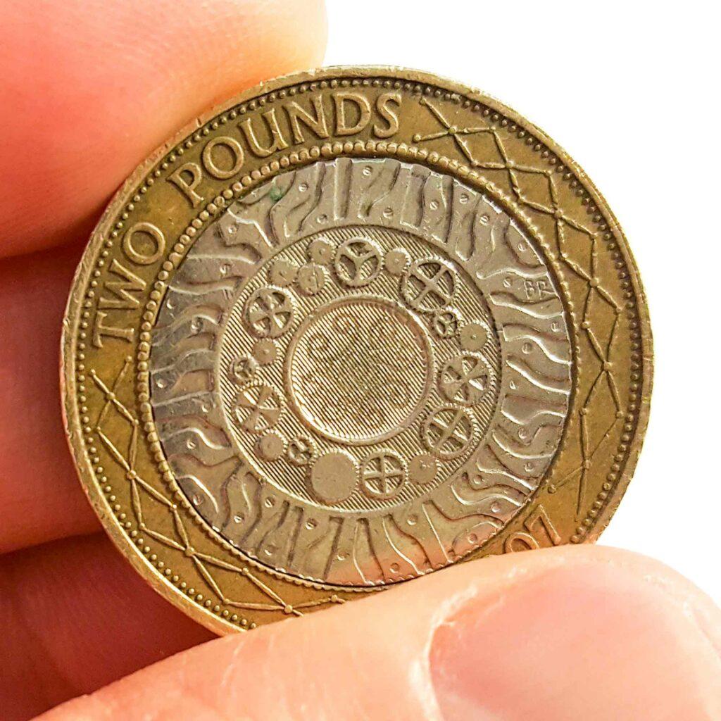 2 Pound Coin Images Free Coinstar Sango