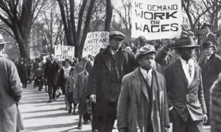 Organizing the Unemployed in the 1930s: Lessons for Today from U.S. Working  Class History | Left Voice