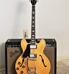 1968 gibson blonde es 335 100 original with ohsc 1 of only 2  [ 2160 x 2880 Pixel ]