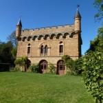 Salle de réception: Château de Caumont
