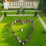 Oh My Drone : Votre mariage vu du ciel