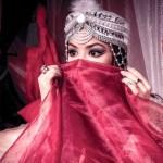 Décoration pour un mariage oriental