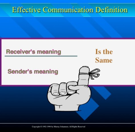 Six Critical Interpersonal Communication Skills If the referent is a product or a process unknown to the receiver, the text may describe its. critical interpersonal communication skills