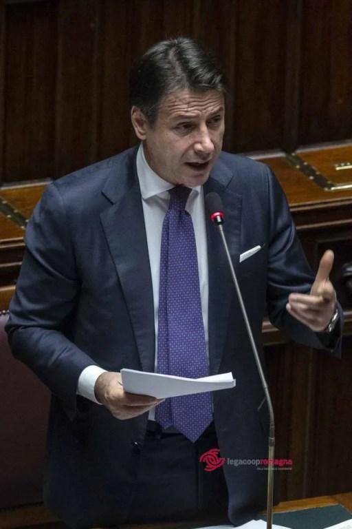 Giuseppe Conte (tutte le foto da www.governo.it)
