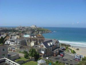 Hotel Victoria Newquay Cornwall