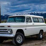 1966 Chevy Suburban By Legacy