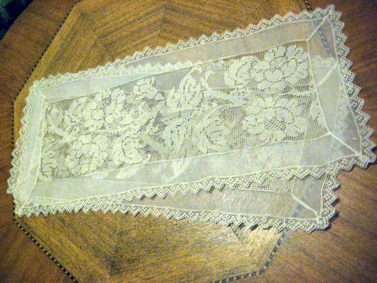 antique placemats doilies napkins