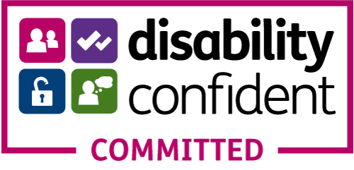 06 Disability Confident Committed Badge