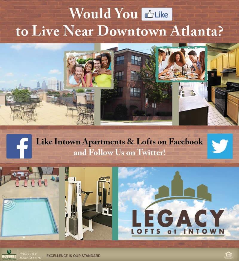 Loft Apartments For Rent Atlanta: Castleberry Hill In Atlanta, GA