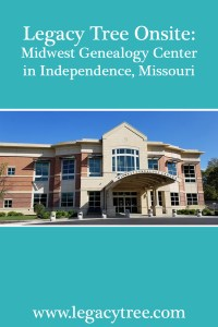Midwest Genealogy Center