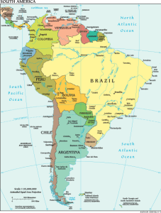 tracing South American ancestry