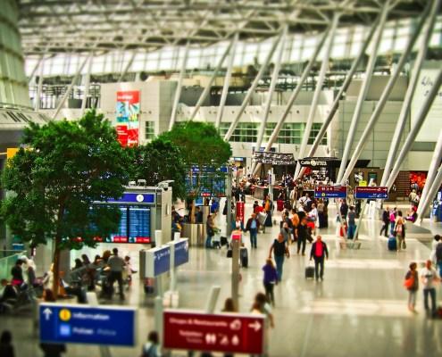 disservizi aeroporto e compagnie di volo