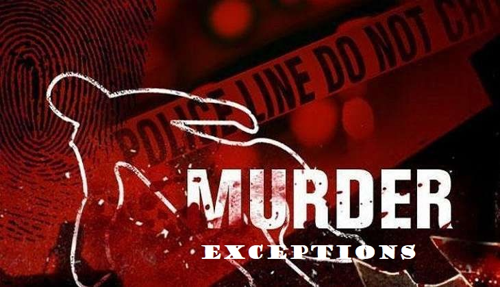 Law Notes on Murder