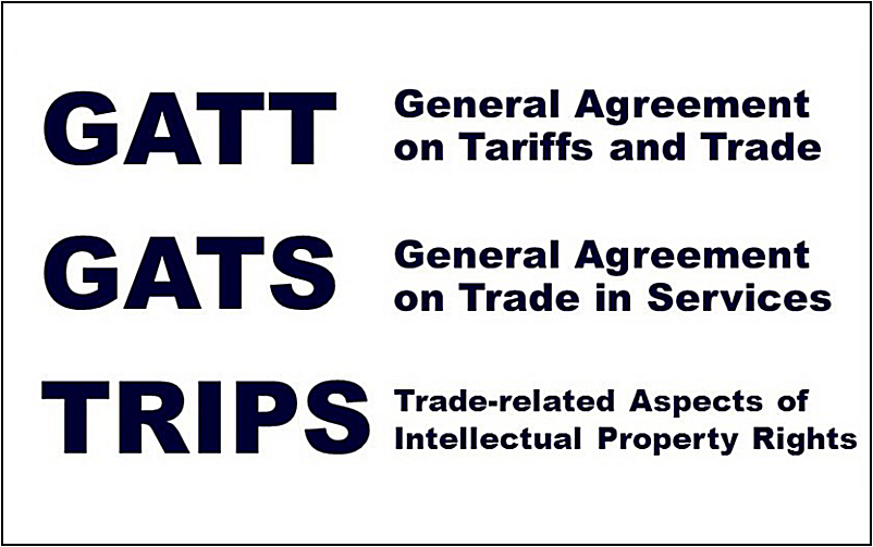 Agreements of WTO 1 concentrate