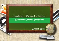 IPC General Exceptions