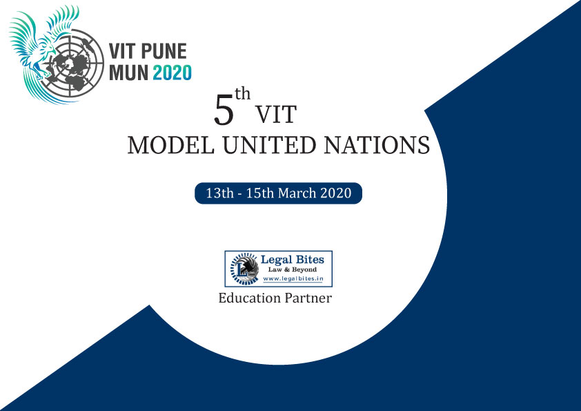 5th VIT Model United Nations, Pune