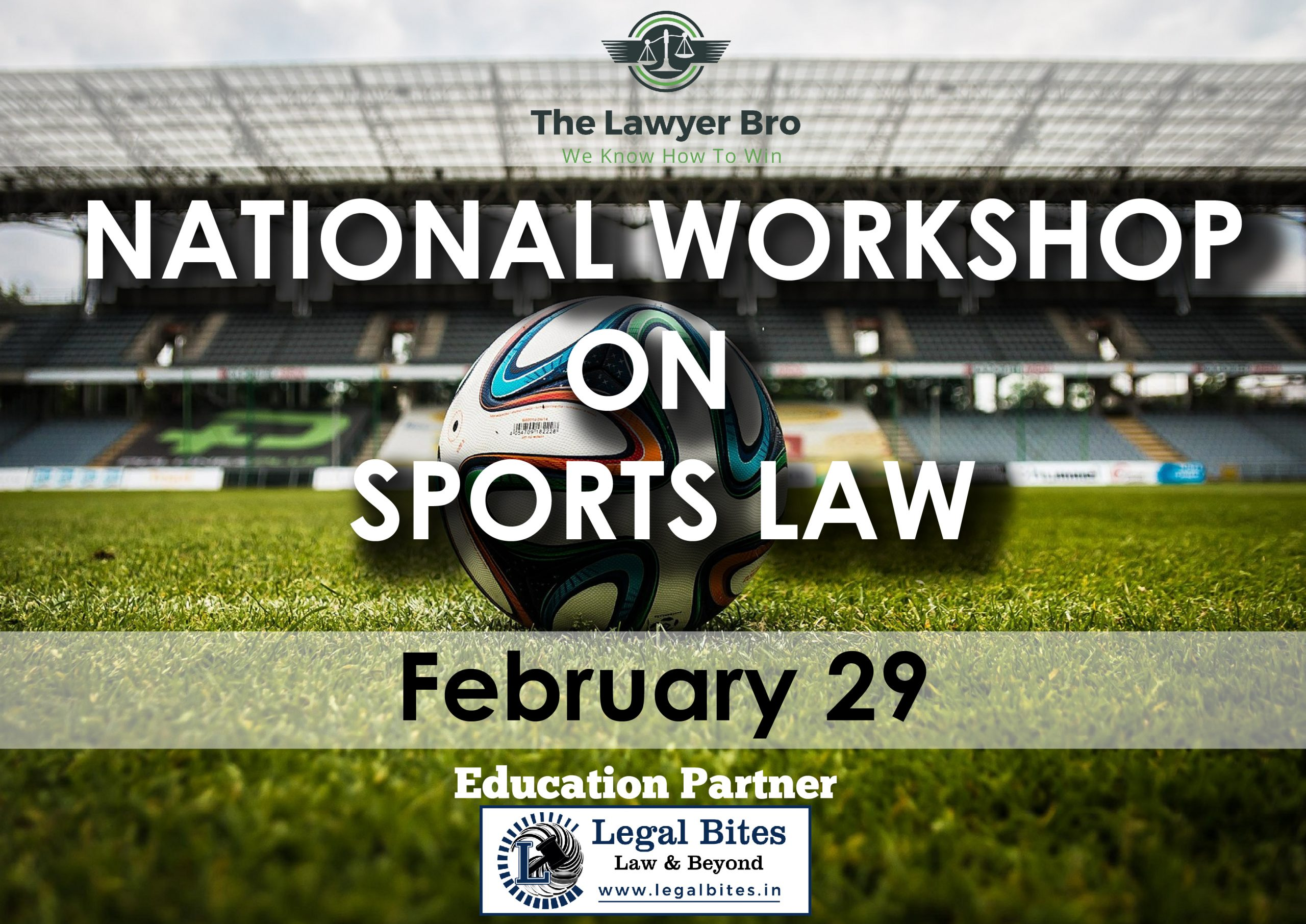 National Workshop on Sports Law: Scope & Career