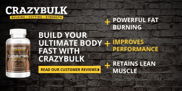 Crazy Bulk Clenbutrol Reviews