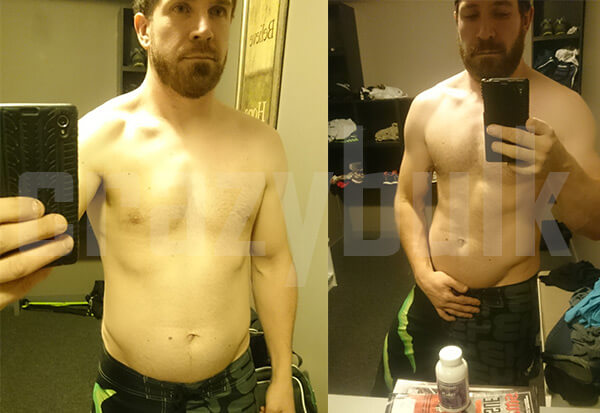 Clenbuterol Before and After Results: Transformation With