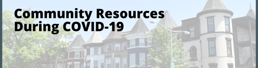 Ways To Help & Ways to Get Help During COVID-19
