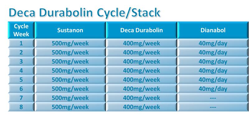 Deca Durabolin cycle