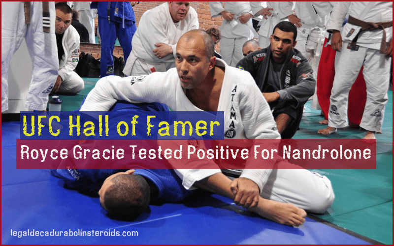 346 × 194Images may be subject to copyright. Find out more Royce Gracie UFC Champion tested positive for steroids