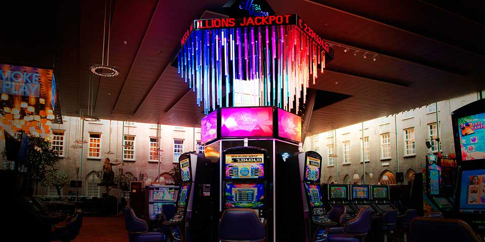 Jackpot valt in Holland Casino Valkenburg, Belg wint ruim 1 miljoen euro
