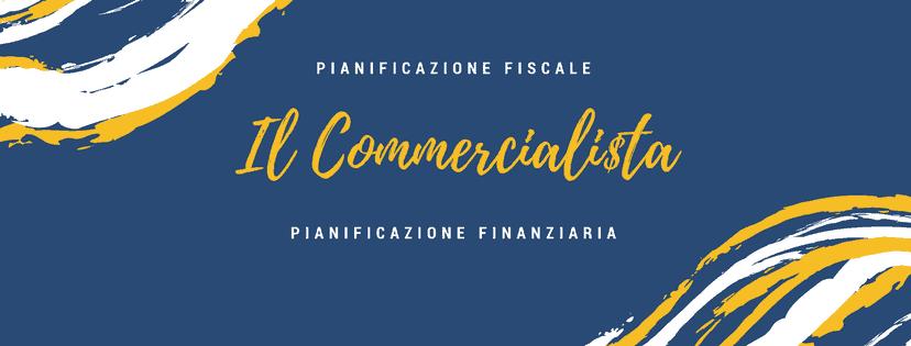 Il Commerciali$ta pianificazione fiscale e finanziaria