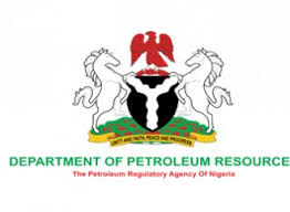 Licences and Permits of the Department of Petroleum Resources (The Petroleum Regulatory Agency of Nigeria)